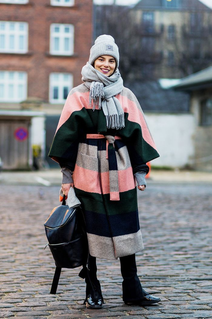 Need to bundle up to stay warm but don't want to compromise your style? Here are 11 cute outfits with beanies to try this winter.
