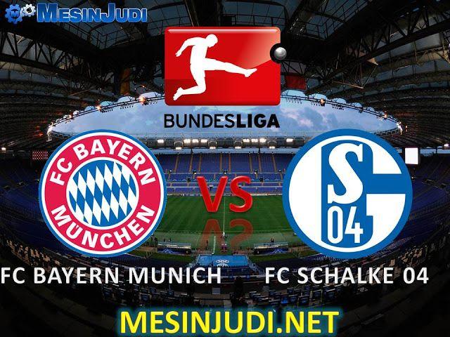 Prediksi Bayern Munchen Vs Schalke 4 Februari 2017