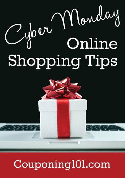 Score great deals from the comfort of your own home! These are great tips for shopping on Cyber Monday.