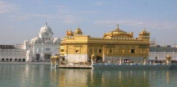 Le Temple d'Or, Amritsar