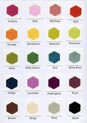 Kalla Color Palette