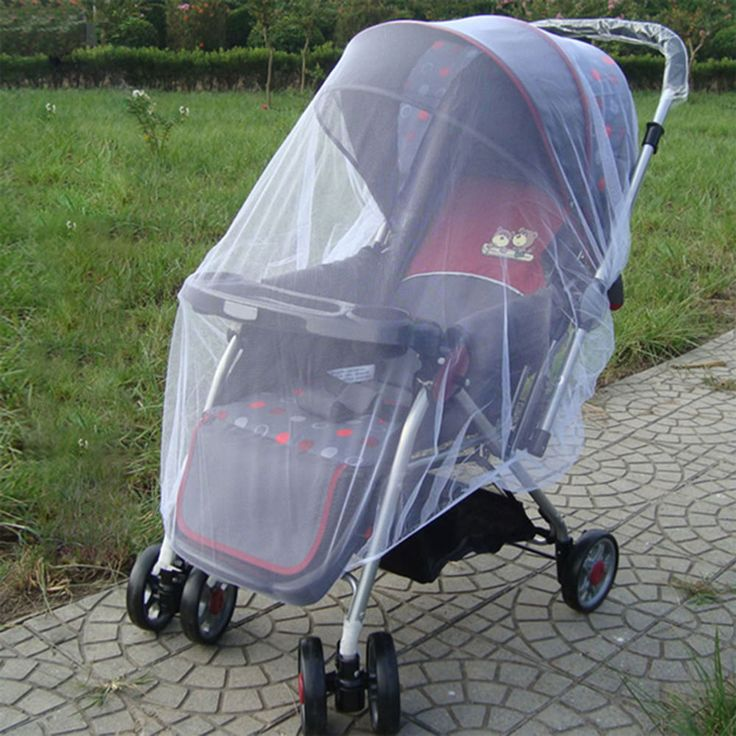 Hot Sale  Kids Pram Stroller Carrycot Pushchair Mosquito Midge Insect Bug Net