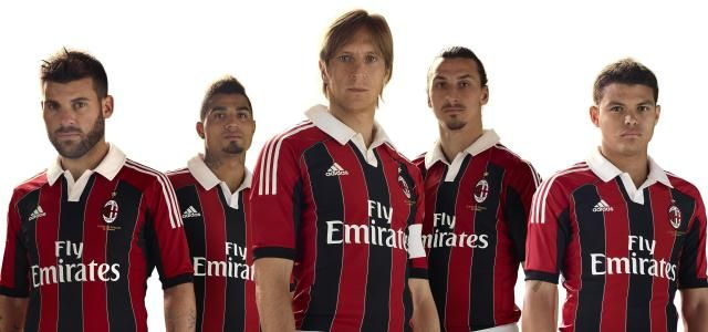 Following the release of a series of three introductory clips featured on our Facebook page, AC Milan has officially launched its adidas 2012/13 home kit. It will be available at World Soccer Shop.....