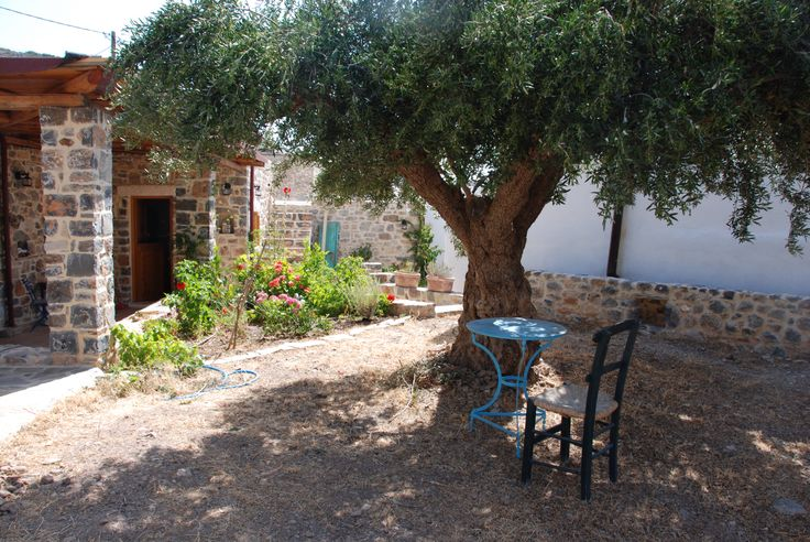 Garden in Pefki
