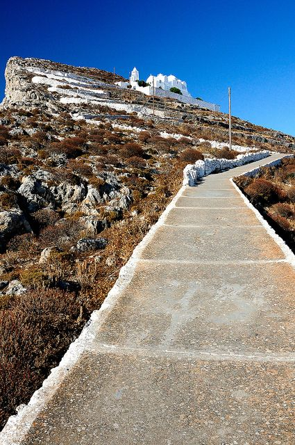 Church of Panagia at Folegandros