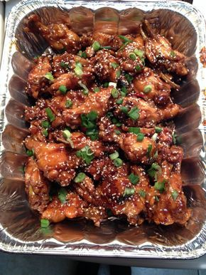 Andrew Zimmerman's Grandmother's Chinese Chicken Wings