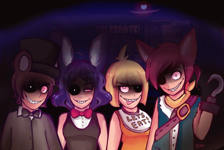 Nights at Freddy's by MidnightCoffeeRun