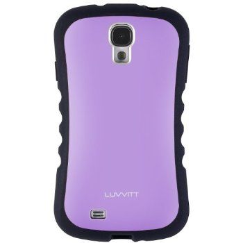 Image of LUVVITT ARMOR PRO Case for Samsung Galaxy S4 SIV (LIFETIME WARRANTY) - Purple