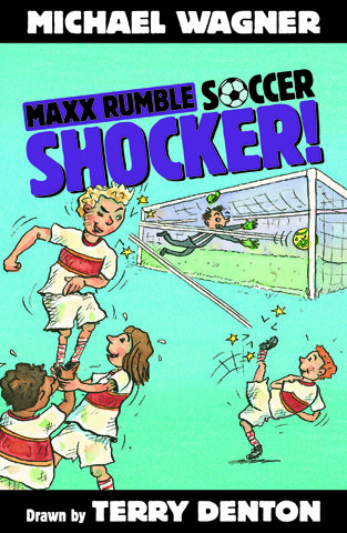 Another Maxx Rumble for soccer lovers.