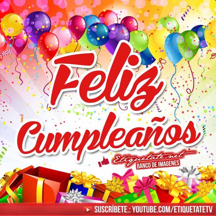 Imágenes para Facebook de Cumpleaños Gratis para compartir | http://etiquetate.net/imagenes-para-facebook-de-cumpleanos-gratis/