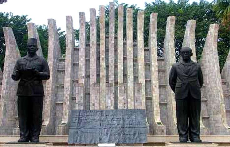 Tugu Proklamasi adalah tugu peringatan proklamasi kemerdekaan RI. Tugu Proklamasi berdiri di tanah lapang kompleks Taman Proklamasi di Jl. Proklamasi (dahulunya disebut Jl. Pegangsaan Timur No. 56), Jakarta Pusat.