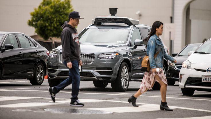 Uber slow to grow its autonomous vehicle R&D center near Detroit