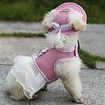 Bandanas e Chapéus para Cães / Gatos Vermelho / Preto / Azul / Rosa / Púrpura / Laranja Primavera/Outono S / M Terylene de 2017 por €4.69