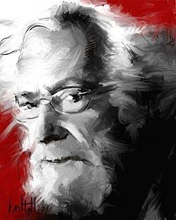 júlio pomar: auto-retrato