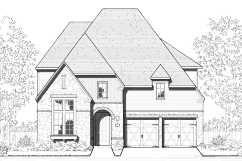 New Highlands home in Towne Lake - 17822 Pecan Bayou Lane - just $431,000!