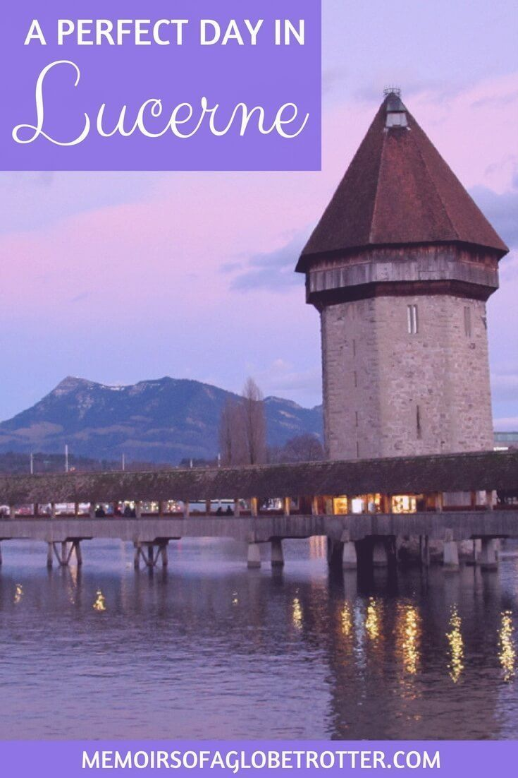 This city in Switzerland is surrounded by snowcapped mountains. It is famous for its covered bridge, swans and Lion Monument. Read this guide to discover how to spend one day in Lucerne.
