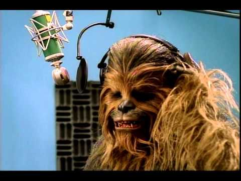 Chewbacca records ringtones. Star Wars Cingular Ad.mov - YouTube
