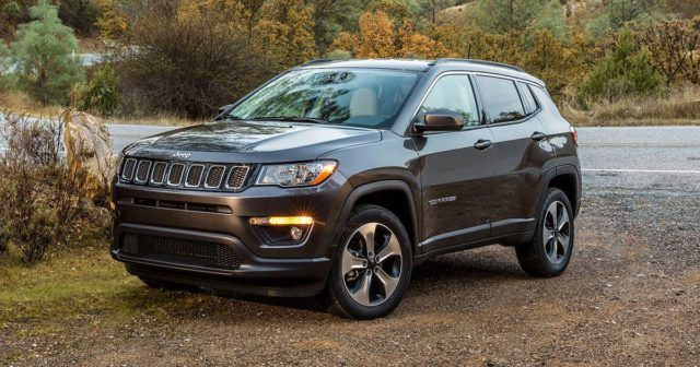 Jeep Compass For 2020 Add Style Pack More Features Jeep Compass