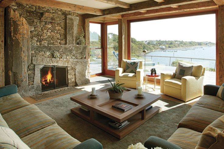 Fireplace design and construction by lew french editor s for Finehomebuilding com houses