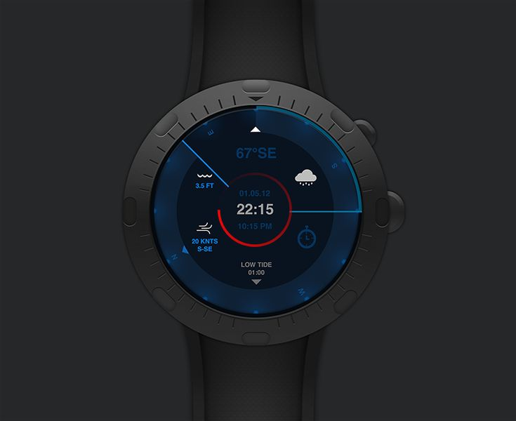Dribbble - Illium_watch.png by Michael Everitt
