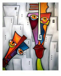 By Thomas Fedro, American Artist