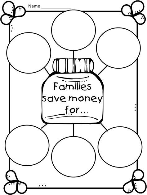 Money Game and Family Wants and Needs (With images