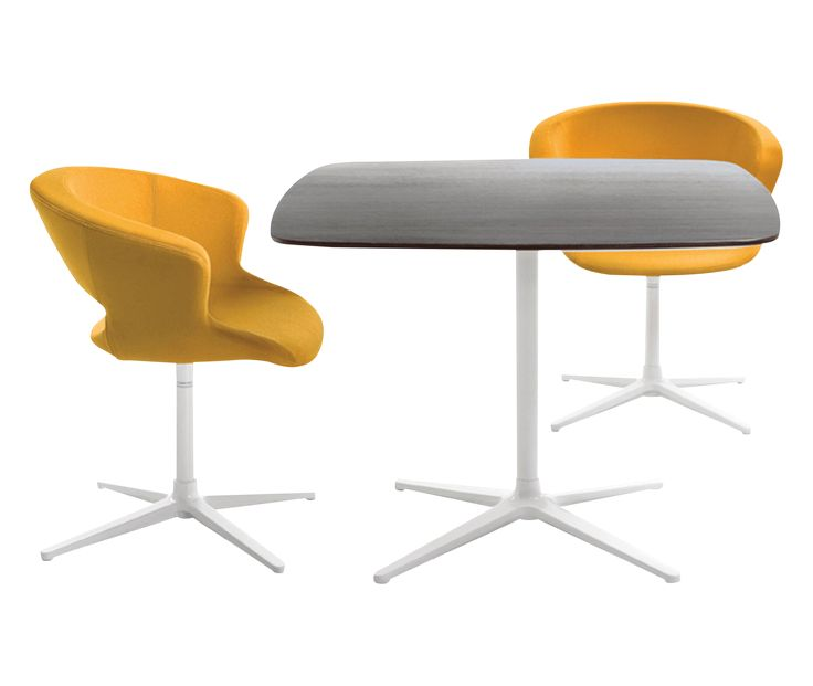 Plato #Table from Maxdesign #design by Hannes Wettstein @products4people