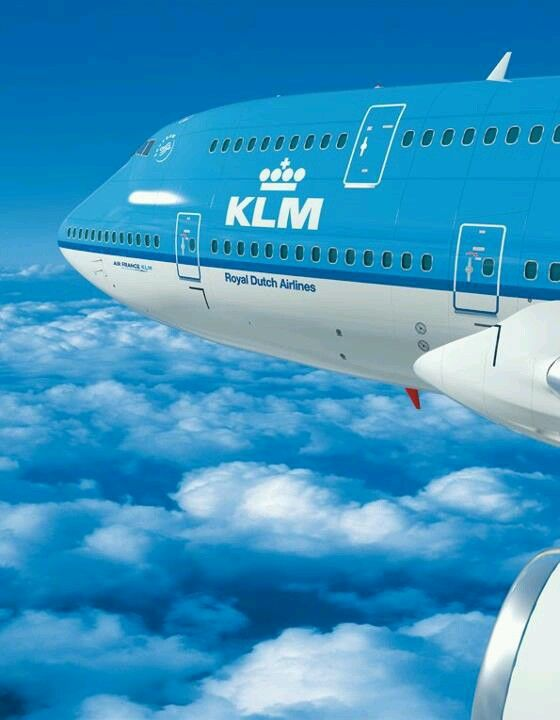 """On October 7, 1919, the """"Koninklijke Luchtvaart Maatschappij"""" KLM ( Royal Dutch Airlines )  was founded by Albert Plesman the world's first commercial airline company."""