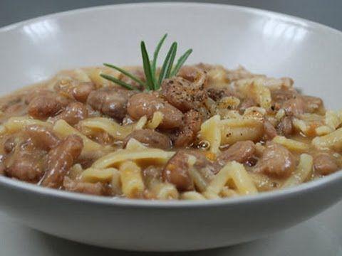 Pasta e fagioli - Le ricette di CucinacoNoi