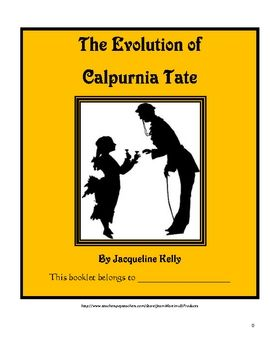 an analysis of the evolution of calpurnia tate a historical novel written by jacqueline kelly You can use the novel study in its entirety, or use certain questions or elements of the novel study as a means of differentiation  the evolution of calpurnia tate by jacqueline kelly novel study subject english language arts grade levels 4 th, 5 th, 6 th, 7 th  - quote analysis section - character report cards (blank and filled in.