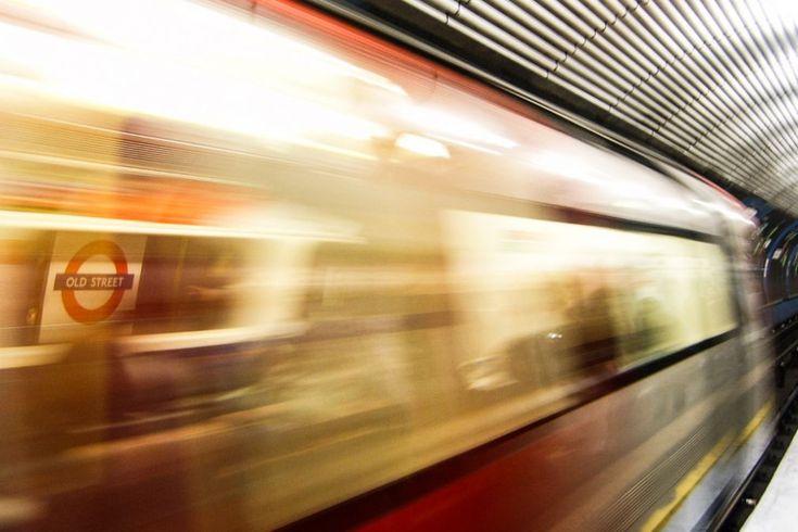 Le Tube à la station Old Street | © Flickr CC - Annie Mole - https://flic.kr/p/4GexkE