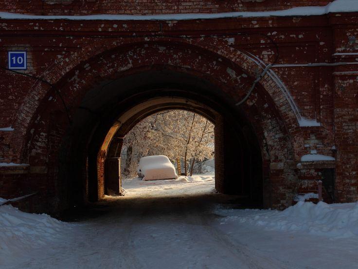Vyatich - Зимняя Вятка.
