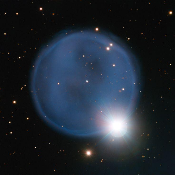 The planetary nebula Abell 33.