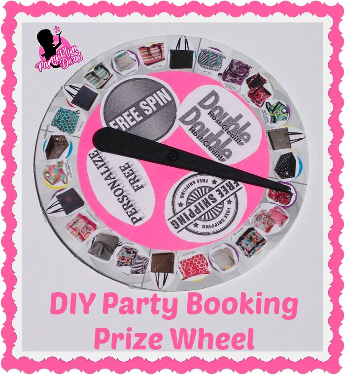 How To Make A Booking Prize Wheel #Giveaway