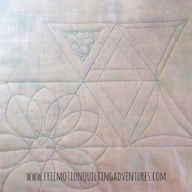 875 best Quilting Designs with Rulers images on Pinterest   Free ... : quilting triangles tips - Adamdwight.com