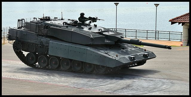 Leopard 2SG