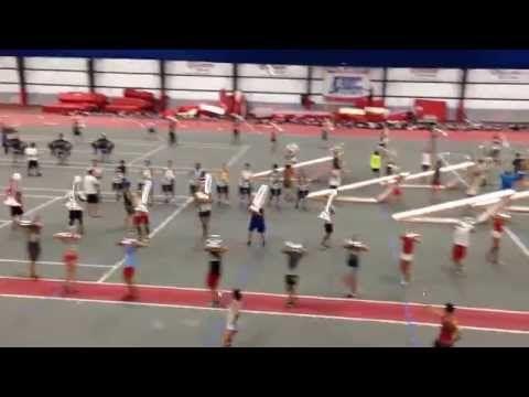 Bluecoats 2014 Finals Day Run - YouTube