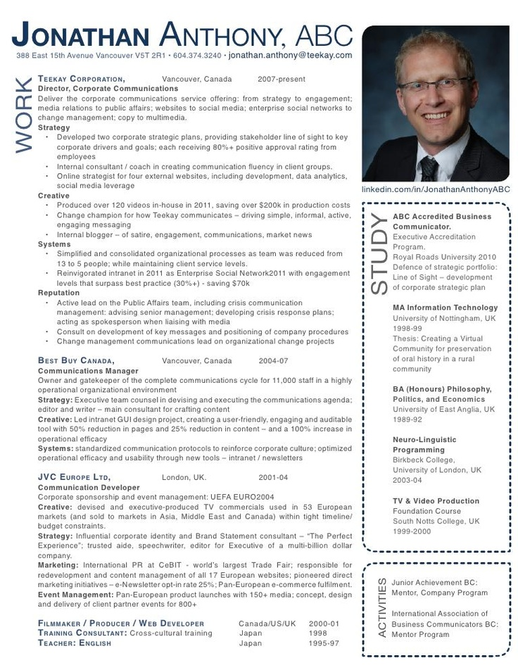 17 best images about basic and design resume on