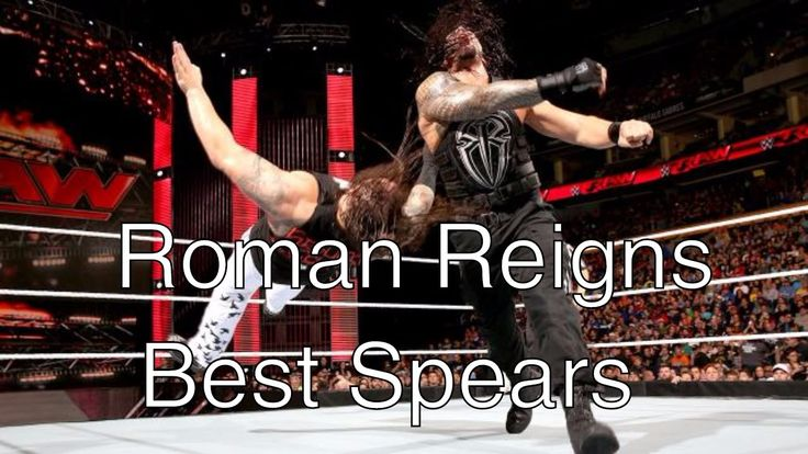 "Roman Reigns Best Spears - Roman Reigns All Killing Movement watch more: https://youtu.be/-4JhTZXtTz0  Roman Reigns: Leati Joseph ""Joe"" Anoaʻi (born May 25 1985)[2] is an American professional wrestler former professional Canadian football player and a member of the Anoaʻi family.[5] He is signed to WWE where he performs under the ring name Roman Reigns on the Raw brand where he is the current United States Champion in his first reign.Roman Reigns  After playing collegiate football for…"