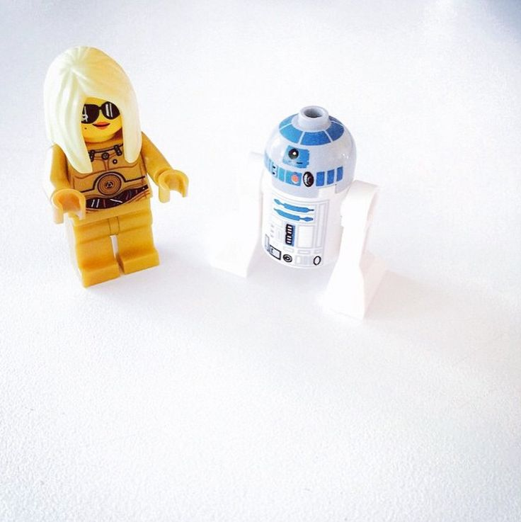 Star Wars VII The Force Awakens Countdown By Blondsaurus INSTAGRAM https://instagram.com/theblondsaurus/ 328 #droids #legostarwars