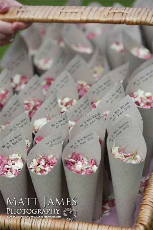 The Confetti Cone Company- wedding - Share your photos