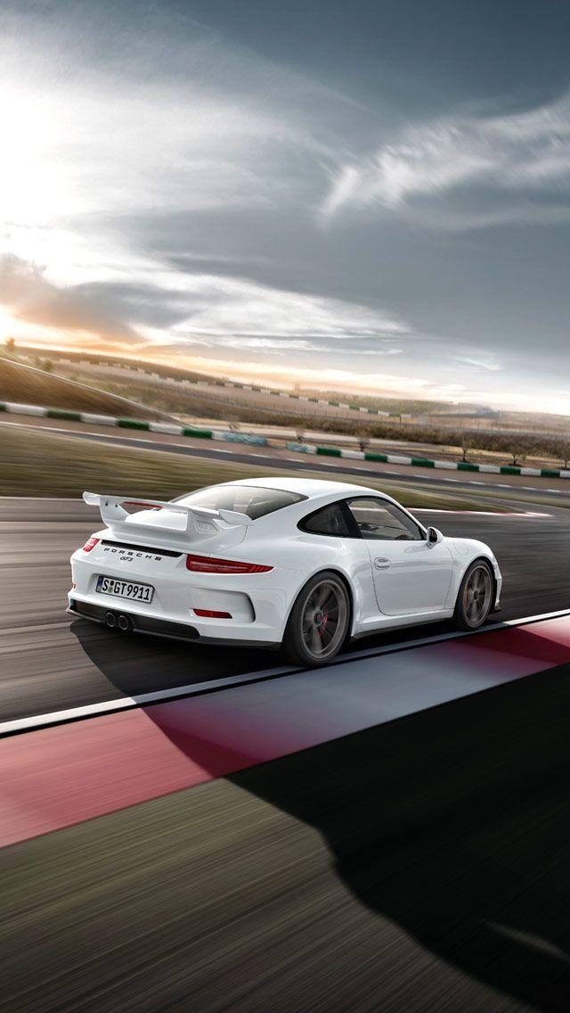 2014 Porsche 911 GT3  (Type 991)
