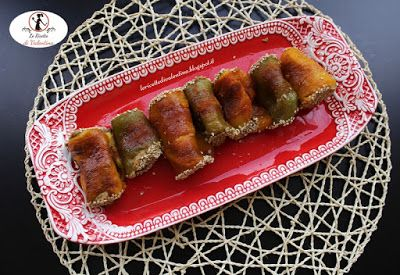 Le Ricette di Valentina: Cannoli di peperoni (arrostiti con la friggitrice ...