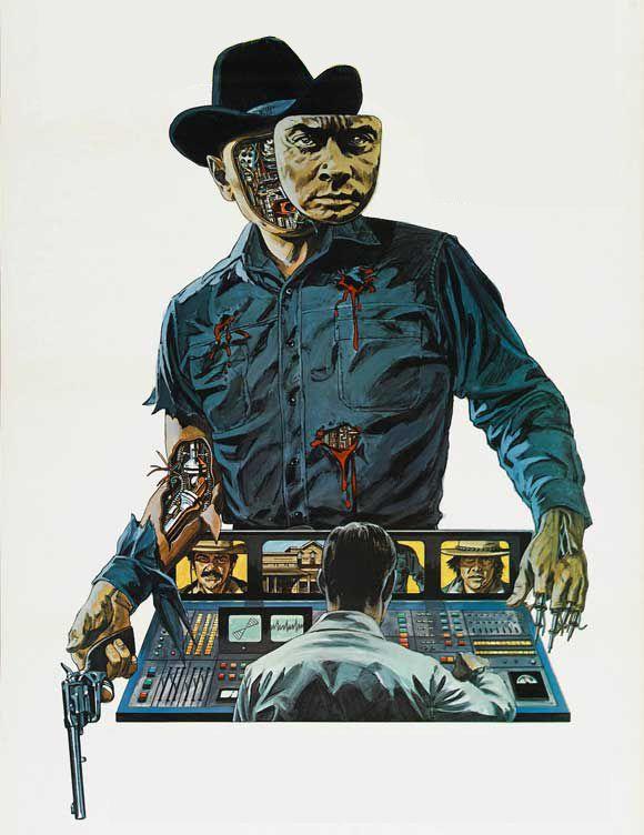 "11200: ""Westworld (1973) """