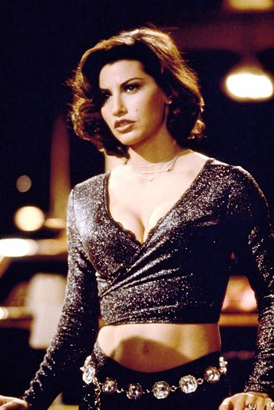 Gina Gershon as Crystal Connors in Showgirls - Paul Verhœven, 1995.