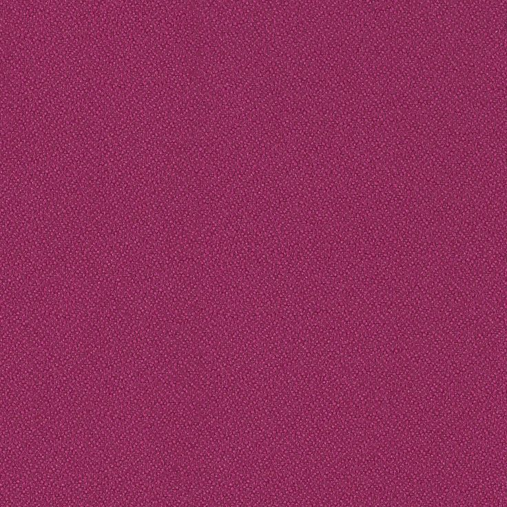 Essentials - Fuchsia | Essentials is a solid panel fabric in a subtle textured crepe weave. Together with Fundamentals, its companion fabric in the upholstery line, Essentials supports a broad range of palettes for all project types.