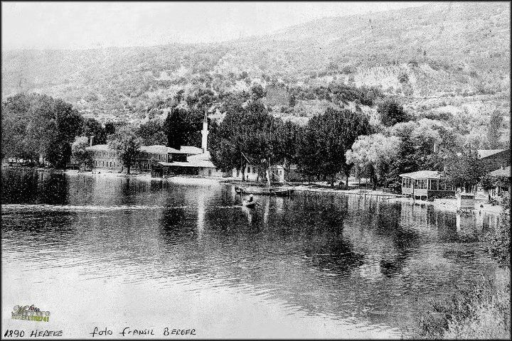 İzmit Hereke 1890