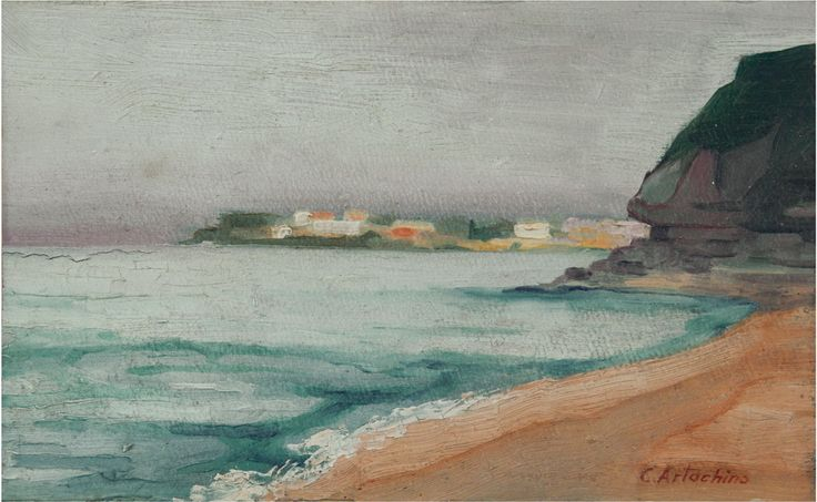 Balcic Gulf - Constantin Artachino