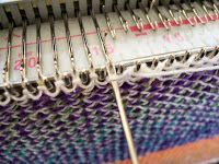 All about machine knitting