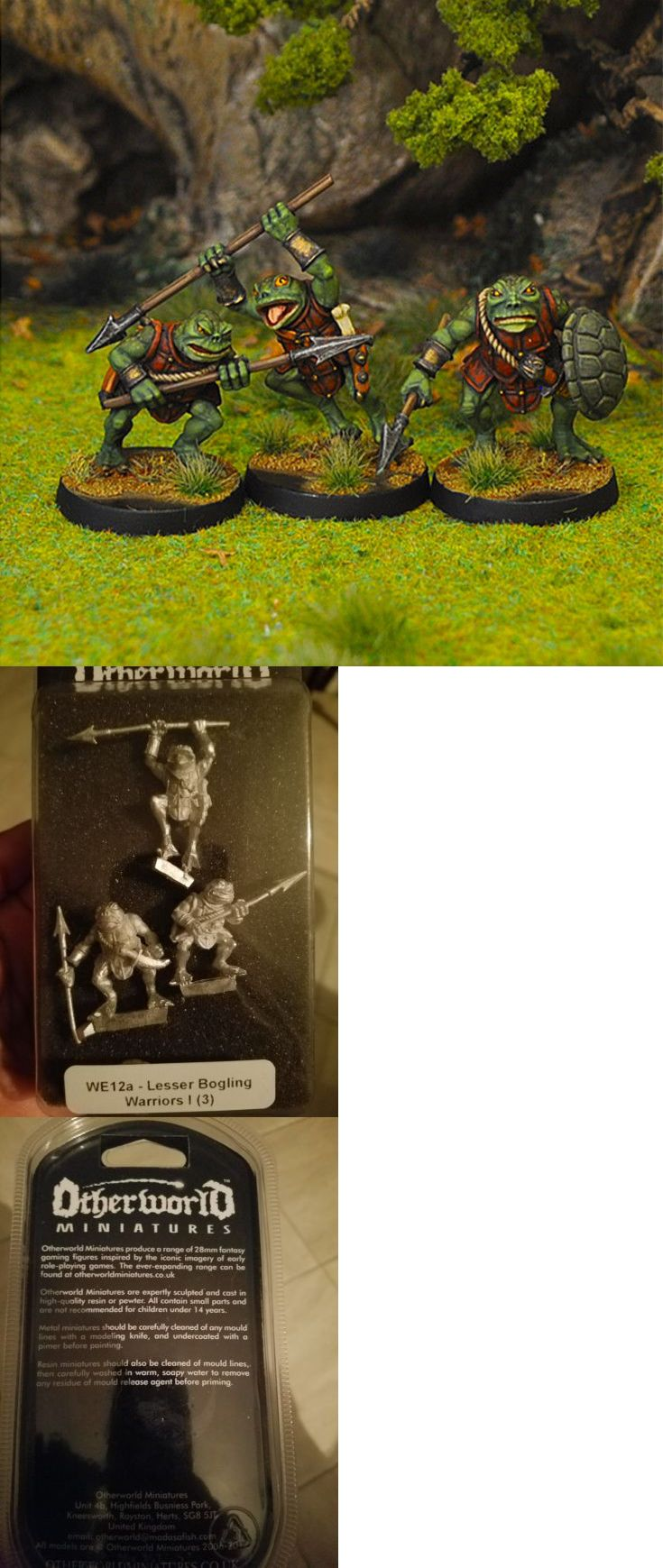 Miniatures 166803: New Dandd Dungeons And Dragons Otherworld